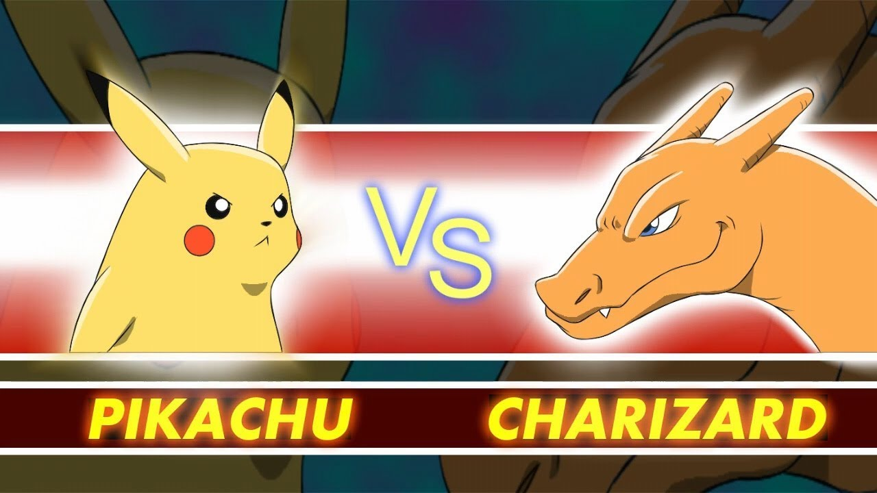Download Pokémon Revenge - Pikachu vs Charizard - Pokémon Animated  - Game Shenanigans! ⚡️🔥