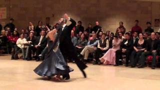 Giampiero and Anna - Waltz Show Dance - BADC 2010
