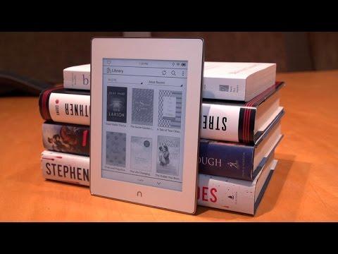 Nook GlowLight Plus e-reader is fully waterproof, has sharper screen