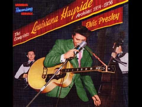 Elvis Presley - The Complete Louisiana Hayride Archives 1954-1956