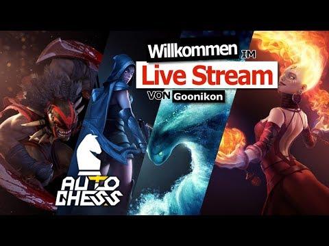 [LIVESTREAM] 🦄 Dota Auto Chess: Helden Schach - Fantasy Schach - Facecam - Deutsch - German - Live