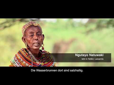 Felsenreservoirs Verbessern Die Wasserversorgung In Kenia