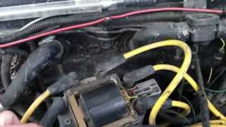 Chevy SBC Spark Plug Wire Order - Firing Order - YouTube   Spark Plug Wire Diagram For Chevy      YouTube