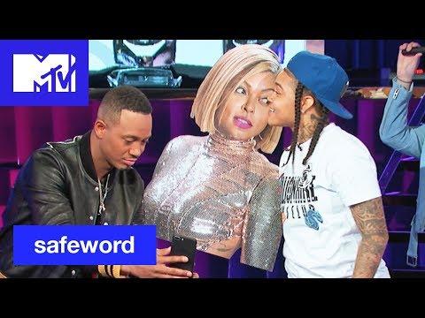 NSFW Clip: Young M.A Eats Taraji P. Henson's 'Cookie' | SafeWord | MTV