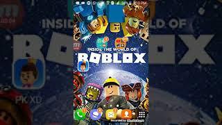 Ich habe PK XD und ROBLOX gespielt