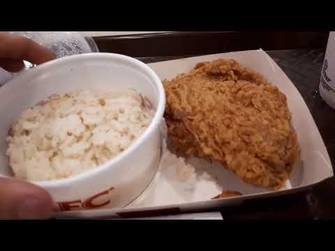 KFC 1-Pc Rice Plate Meal | Claasic Meal KFC Malaysia