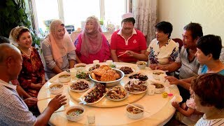 The flavor of Eid al-Fitr in Xinjiang