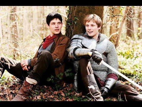[Merthur] L-O-V-E (Merlin x Arthur)