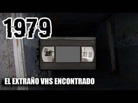 El extraño video VHS encontrado del año 1979