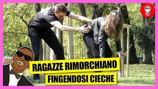Rimorchiare Ragazzi Fingendosi Cieche -[Candid Camera] - theShow