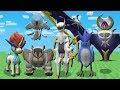 Minecraft Pokémon #48: UM TIME COMPLETO SÓ DE POKÉMON LENDÁRIO/MÍTICO!