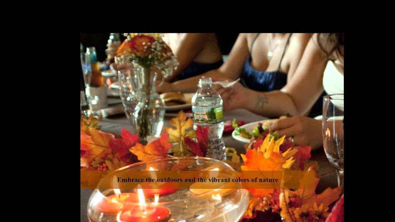 fall wedding ideas rustic fall wedding ideas cheap fall