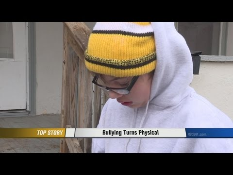 Bullying Turns Physical on a Council Bluffs School Bus