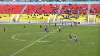 «Энергомаш» Белгород – «Металлург-М» Липецк - 6:0 (3:0)(Это видео создано с помощью видеоредактора YouTube (http://www.youtube.com/editor), 2015-05-04T11:47:11.000Z)