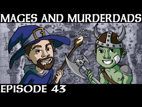 Mages and Murderdads: A Baldur's Gate Show - Ep. 43