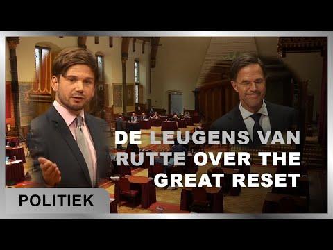 Gideon van Meijerens analyse van het debat met Rutte en Great Reset
