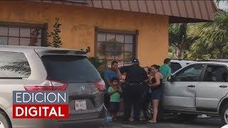 Dos menores mueren tras pasar horas encerrados en un auto bajo altas temperaturas