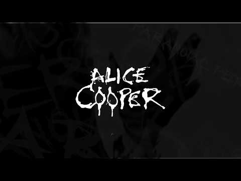 "Alice Cooper ""Paranoiac Personality"" - New single coming tomorrow!"