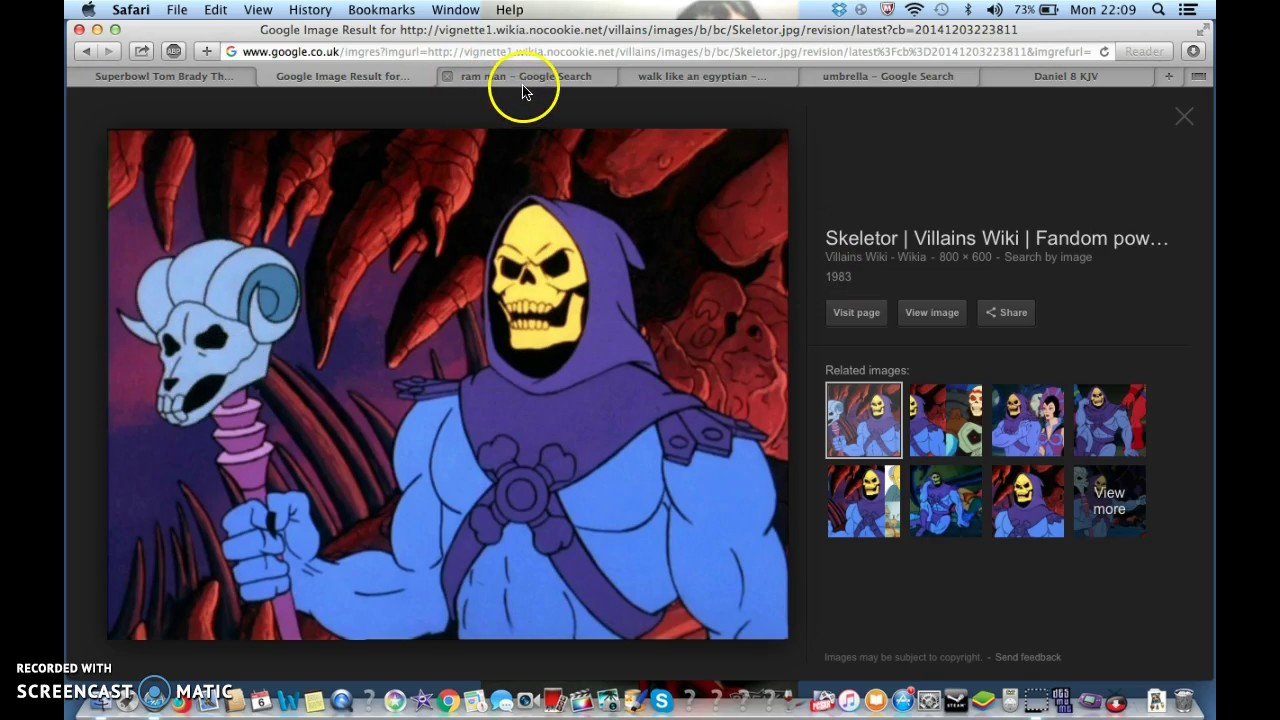 BUSTED! Ram & Goat Bible Story Shown In He-Man!