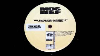 MOS DEF UNIVERSAL MAGNETIC INSTRUMENTAL