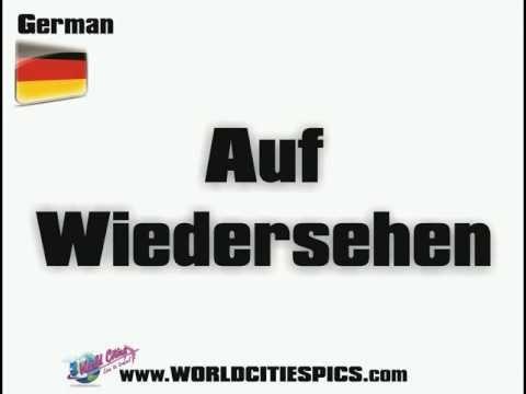 German - Basic Conversation