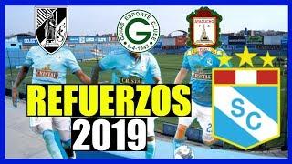 REFUERZOS CLAUSURA 2019 💥💥💥 Sporting Cristal 🤩 Conoce a LOYOLA SANDOVAL 👶👶👶