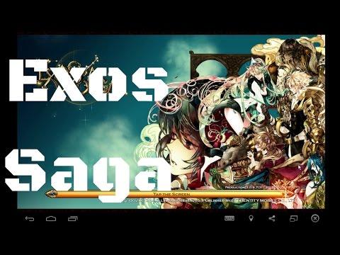 เปิดซิงเกม Exos Saga