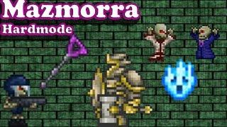 Guia terraria hard mode ep 18   Mazmorra nuevos items y armas + Cofres