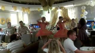 Балерины на свадьбу. Вальс. Москва