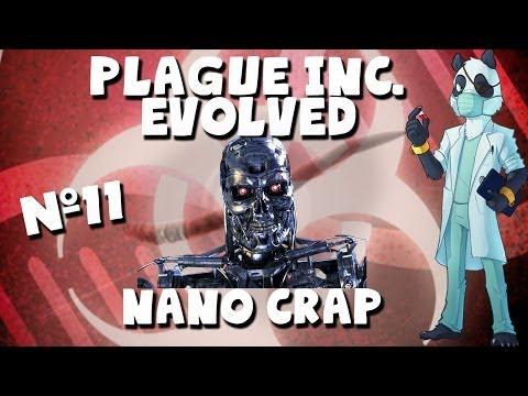 NANO CRAP! Plague Inc Evolved with Panda!