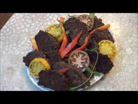 Эклеры с паштетом из куриной печени - кулинарный рецепт