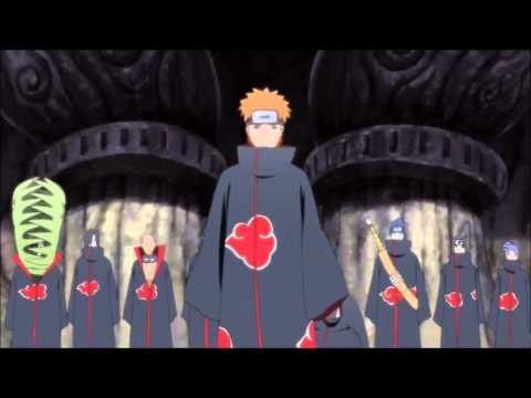 Naruto Shippuden: Ultimate Ninja Storm Revolution OST - Akatsuki
