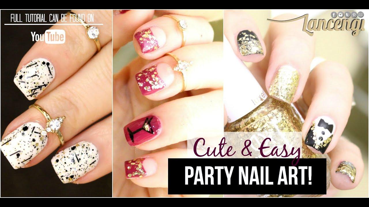 diy easy nail art design beginners