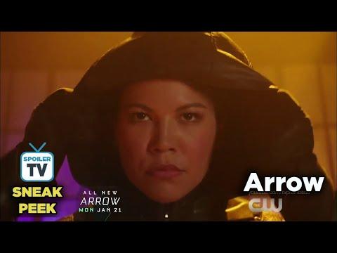 Arrow 7x09 Sneak Peek