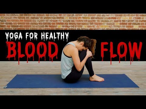 Yoga For Healthy Blood Flow  |  Yoga With Adriene thumbnail