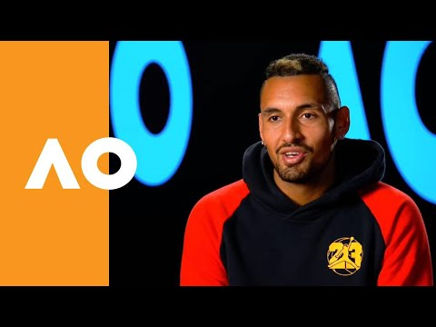 Kyrgios right at home | Australian Open 2019