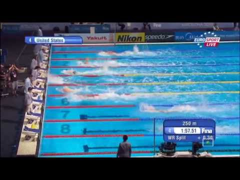Swimming 15 th FINA World Championships Barcelona 2013 Day 1