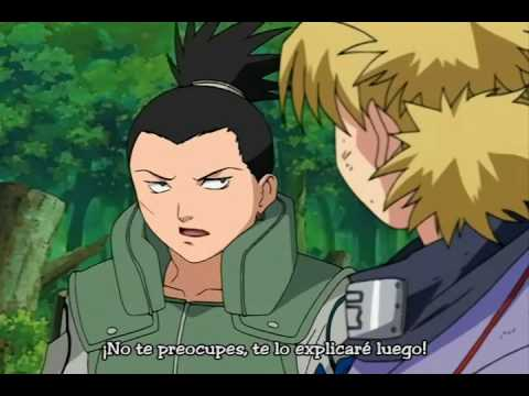 Shikamaru Proposing to Temari? - YouTube