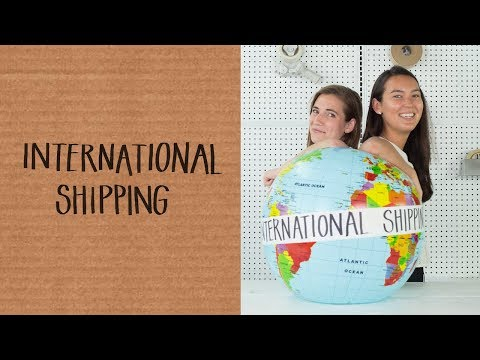 International Shipping 101