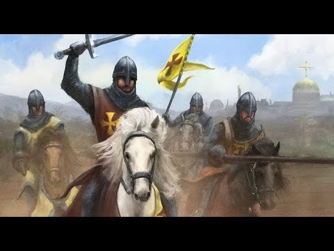 Road to a Seventh Crusade - Conflict between the Church and Holy Roman Emperor
