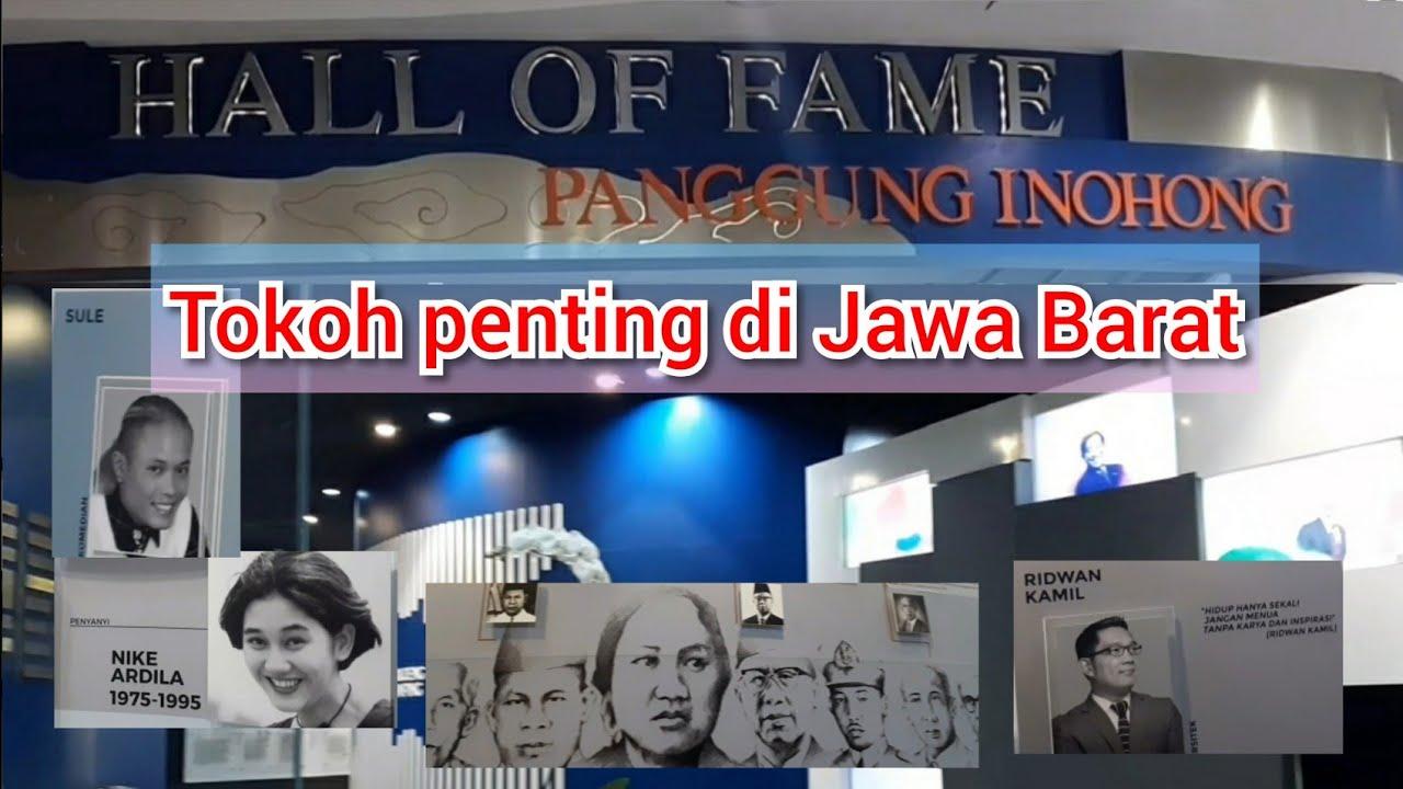 Ada Sule dan Nike Ardila di Hall Of Fame Inohong Jawa ...