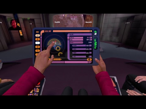 Agamemnon's Live Game Review - 22 May 2018 Star Trek Bridge Crew - The Next Generation PS4