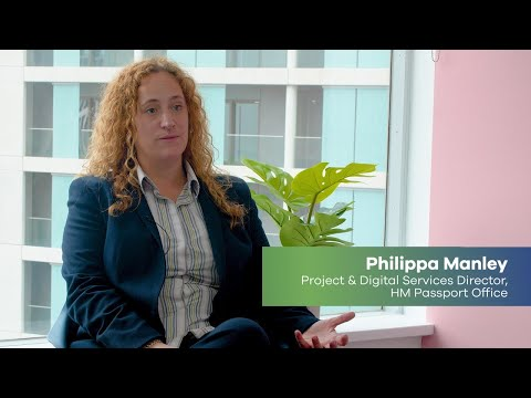 Kainos And HM Passport Office: Transforming The Passport Application Experience.