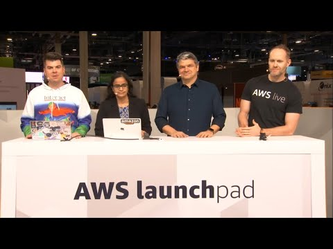 AWS re:Invent 2019 Launchpad | What's New with Redshift
