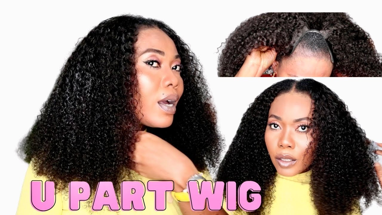 Installing a U - part wig at home ft sowigs