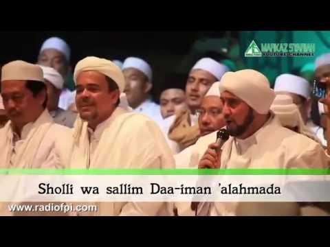 Qosidah Anti Korupsi Habib Riziq ft Habib Syech bin Abdul Qodir Assegaf