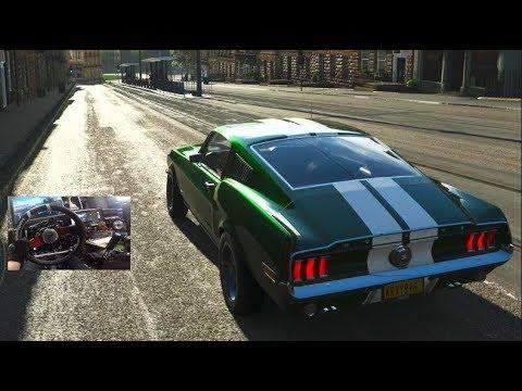 Forza Horizon 4 GoPro - Tokyo Drift RB26 Mustang Freestyle Challenge! thumbnail