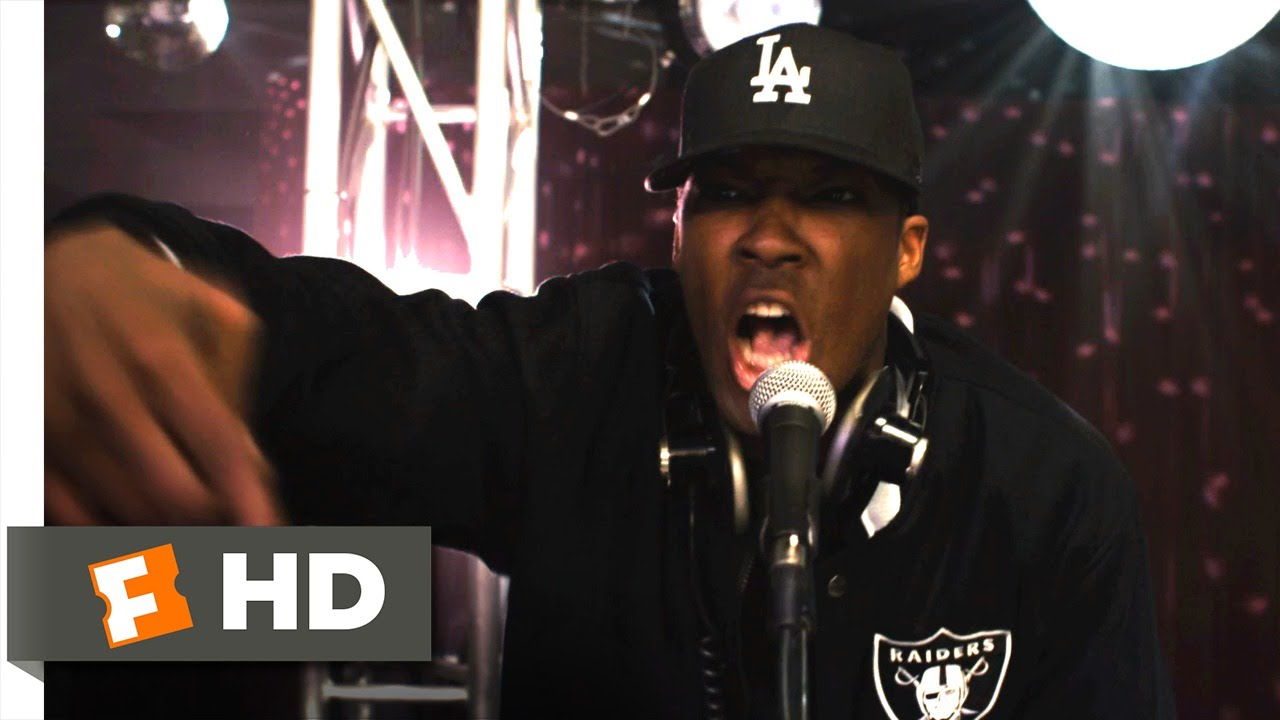 Download Straight Outta Compton (4/10) Movie CLIP - N.W.A. Plays Dopeman (2015) HD