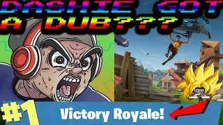How I Helped Dashie Get A Victory Royale