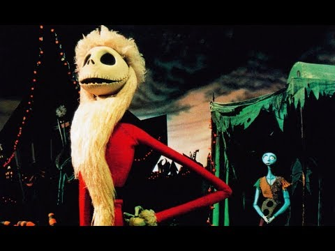 The Nightmare Before Christmas Animation Movies For Kids
